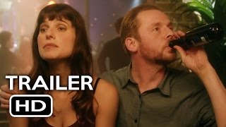 Man Up Official Trailer #1 (2015) Simon Pegg, Lake Bell Romantic Comedy Movie HD