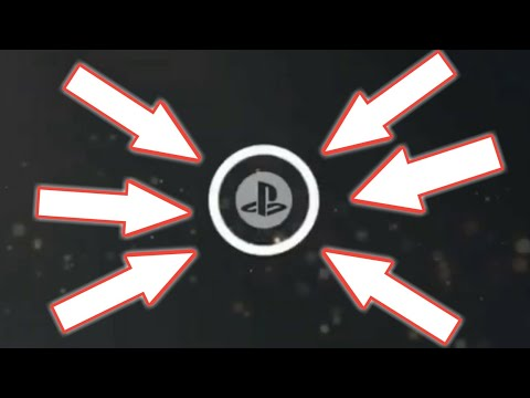 Official PS5 boot up screen by playstation de