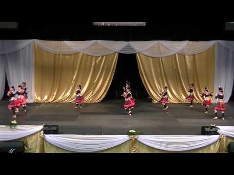 MN HNY 2016-17 Rivercentre - Day 1 Dance Competition - Nkauj Hmoob Ntshiab Si (видео)