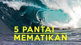 Download Video EXTREME.! 5 PANTAI SURFING OMBAK TERBESAR YANG MEMATIKAN PESELANCAR - Fakta Unik Indonesia MP3 3GP MP4