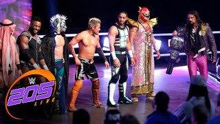 Nonton WWE 205 Live debuts by introducing the Cruiserweights: WWE 205 Live, Nov. 29, 2016 Film Subtitle Indonesia Streaming Movie Download