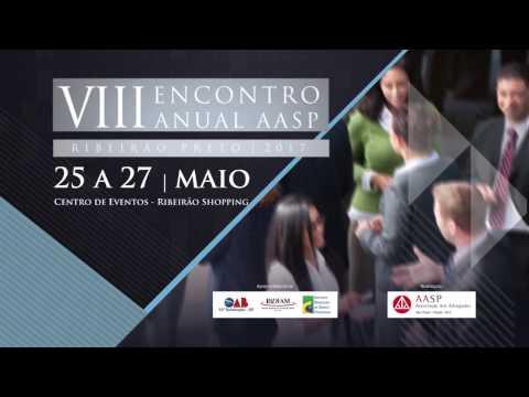 VIII Encontro Anual AASP - Ribeirão Preto