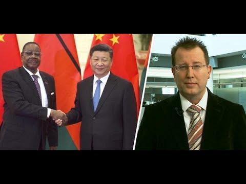 """China in Afrika: """"Europa verliert hier langsam den Anschluss"""""""