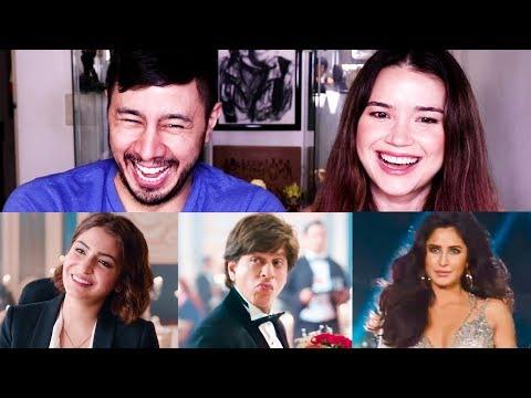 Video ZERO | SRK | Anushka Sharma | Katrina Kaif | Trailer Reaction! download in MP3, 3GP, MP4, WEBM, AVI, FLV January 2017