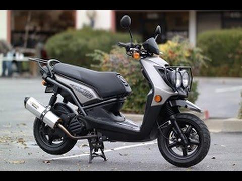 Yamaha ZUMA 125 Review