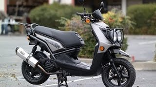 7. Yamaha ZUMA 125 Review