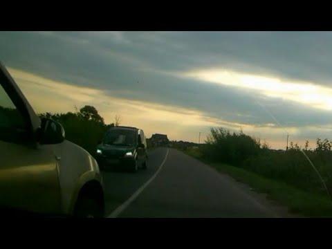 ДТП в районе пос. Ласкино. Калининградская область. 16.07.20