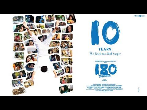 10 Years of 180   Siddharth, Priya Anand, Nithya Menen   Sharreth   Jayendra