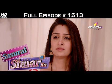 Sasural-Simar-Ka--24th-May-2016--ससुराल-सिमर-का--Full-Episode-HD