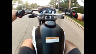 10. 2013 Yamaha XT250 Ride