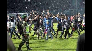 Video Lihat Sikap Ndeso Aremania Di Stadion Kanjuruhan MP3, 3GP, MP4, WEBM, AVI, FLV April 2018