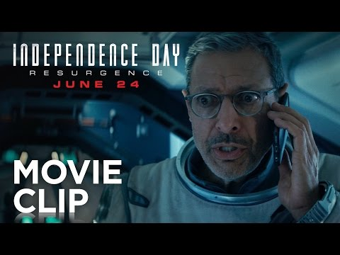 Independence Day: Resurgence (Clip 'Bigger Than the Last One')