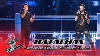 "Video Fernando Daniel VS Pedro Santos - ""Story of my life"" | Batalhas | The Voice Portugal MP3, 3GP, MP4, WEBM, AVI, FLV Januari 2018"