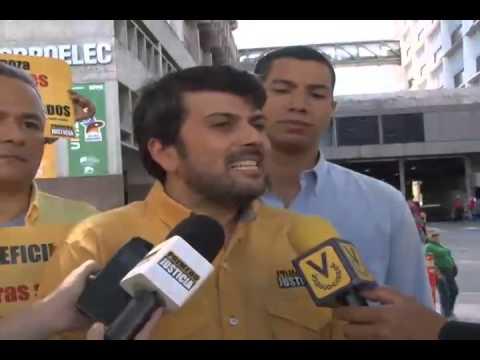 Alejandro Vivas: Los Apagones son generados por la  incapacidad de un gobierno corrupto