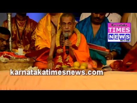 Pejwara seer ascends Paryaya  Sarvajna Peetha for record 5th time