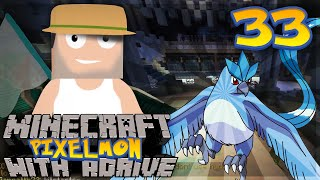 Minecraft PIXELMON with aDrive! Ep33 ELITE 4 ICE COLD - PocketPixels Red Let's Play! by aDrive