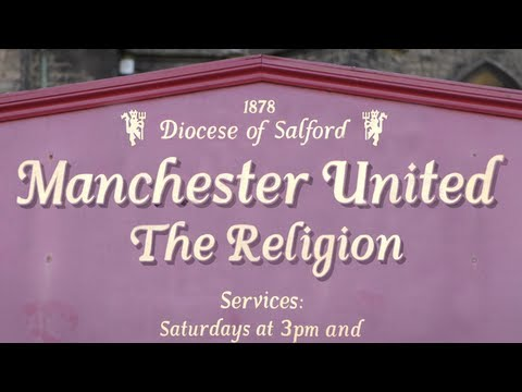 Religion - Manchester United is more than just a football club. It's a drug, an obsession and for some it's bigger than God. Subscribe to Copa90: http://bit.ly/SPnPcY M...