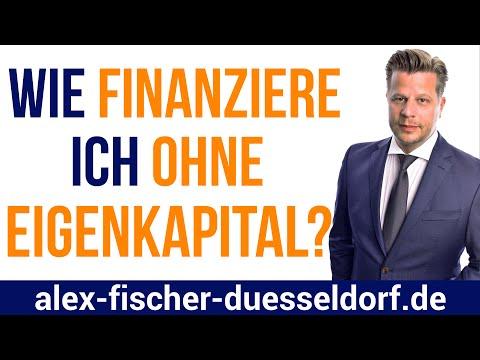 Immobilienfinanzierung ohne Eigenkapital (Immobilie ...