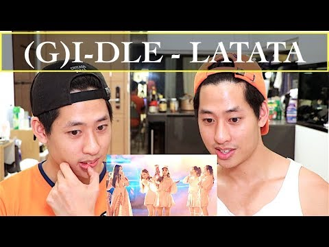 Video (G)I-DLE 'LATATA' MV REACTION (여자)아이들 download in MP3, 3GP, MP4, WEBM, AVI, FLV January 2017