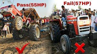 इस वीडियो को जरूर देखें Massey Ferguson 9500 vs Swaraj 855 open challenge in harrow        10×10+9×9