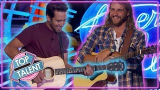 Video TOP ACOUSTIC Auditions | American Idol 2018 | Top Talent MP3, 3GP, MP4, WEBM, AVI, FLV September 2018