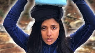 Video I Carried 5 Gallons of Water for 2 Miles | World Water Day 💧 MP3, 3GP, MP4, WEBM, AVI, FLV Juli 2019