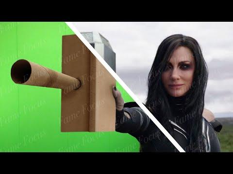 [PARODY] Amazing VFX - Thor Ragnarock, How They Did it