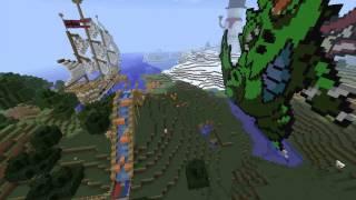 Minecraft: 60 Hole Minigame Golf Course + Download