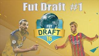 Vores første forsøg på at vinde en omgang draft sammen!