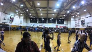 Fort Bragg Timberwolves vs. Mendocino Cardinals | December 16th 2015