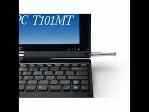 ASUS Eee PC T101MT Convertible Tablet Netbook