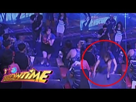 tripped - Anne Curtis tripped on the stairs and trended in social media with #AnneDapa. Subscribe to the ABS-CBN Online channel! - http://bit.ly/ABSCBNOnline Watch the...