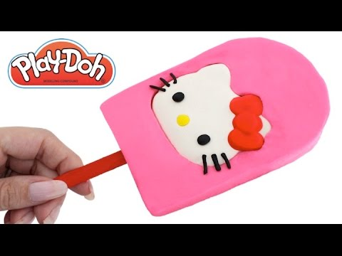 Cool! Easy Way to Make The World's Favorite Cat Out Of Play-Doh (VIDEO)