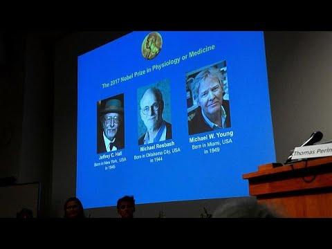 Νόμπελ Ιατρικής στους επιστήμονες που αποκρυπτογράφησαν το βιολογικό μας ρολόι