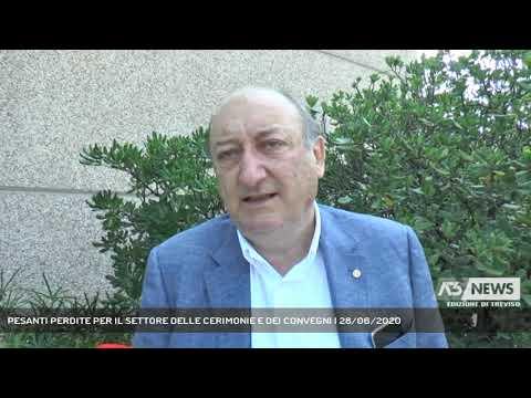 PESANTI PERDITE PER IL SETTORE DELLE CERIMONIE E DEI CONVEGNI | 28/06/2020
