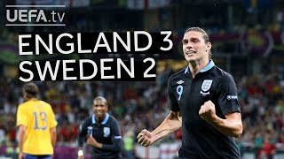 Video ENGLAND secure first ever competitive win over SWEDEN at EURO 2012 MP3, 3GP, MP4, WEBM, AVI, FLV Desember 2018