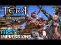 TERA Online First Impressions