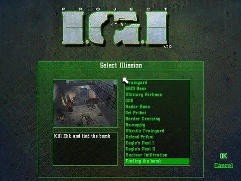 Igi 1 complete Game All Missions