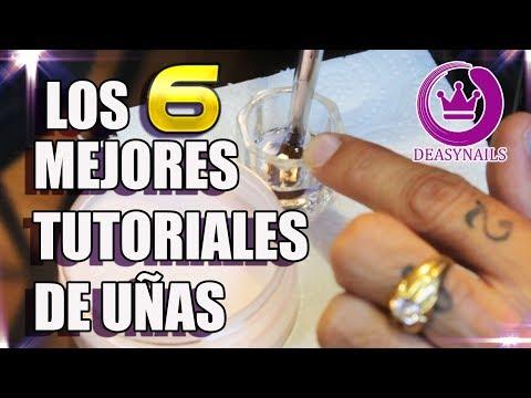 Videos de uñas - LOS MEJORES 6 TUTORIALES DE UÑAS ACRILICAS Y DE GEL EN DEASYNAILS