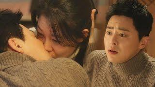 Video Jo Jung Suk Kisses Kong Hyo Jin ♥ 《Don't Dare To Dream》 EP23 MP3, 3GP, MP4, WEBM, AVI, FLV Juni 2019