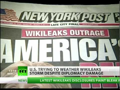 Weathering WikiLeaks Storm: US red-faced over UN -spying-