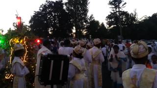 Meskel Beal At St Louis Ethiopian Orthodox Church