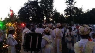 Meskel Beal At St Louis Ethiopian Orthodox Church