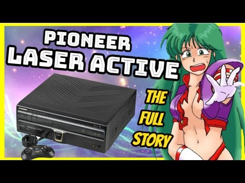 History Of The Pioneer Laser Active - Laser Disc System Review And Retrospective