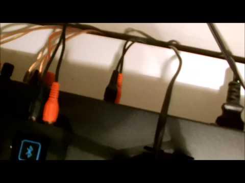 Logitech Bluetooth Audio Adapter - Unboxing & Test - )-(
