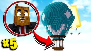 Tewtiy Stole My Horse And I will NEVER Forgive Him - Minecraft The Cube SMP #5 | JeromeASF