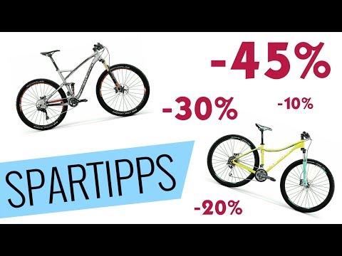 Günstig Mountainbikes kaufen - SPARTIPPS - Fahrrad.org