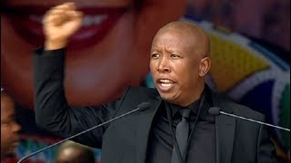 Video EFF Leader CIC Malema pays tribute to Mama Winnie MP3, 3GP, MP4, WEBM, AVI, FLV April 2018