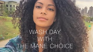 Hi, lovelies! So sorry for the delay on my videos- school has been so rough! Thanks for bearing with me & I'm overwhelmed by the continuous support. My subbies are incredible! Check out a quick wash day using The Mane Choice! I'm in love, give them a try! Follow them on IG: https://www.instagram.com/themanechoice/ Products Used: Detangling Hydration Shampoo- http://themanechoice.com/collections/all/products/easy-on-the-curls-detangling-hydration-shampooDetangling Hydration Conditioner-http://themanechoice.com/collections/all/products/easy-on-the-curls-detangling-hydration-conditioner 3-in-1 Revitalize & Refresh Conditioner-http://themanechoice.com/collections/all/products/soft-as-can-be-revitalize-refresh-3-in-1-co-wash-leave-in-detangler Crystal Orchid Biotin Infused Styling Gel-http://themanechoice.com/collections/all/products/crystal-orchid-biotin-infused-styling-gel -----------------------------------------------------------------♡CONNECT WITH ME!♡ IG: https://instagram.com/breezy.pleaseTwitter: https://twitter.com/breezypleaseSnapchat: breezyplease♡MUSIC♡Gold - Cabu & Akacia https://soundcloud.com/nickraymondg/cabu-akacia-gold-premiere-free-download
