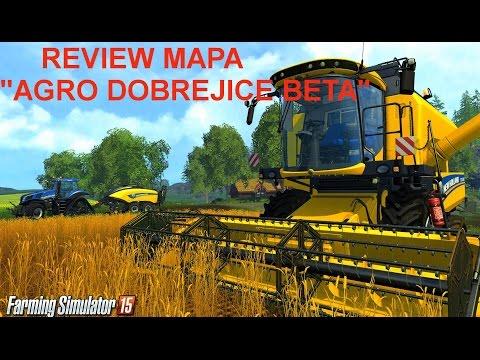 Agro Dobrejice Map Beta verze